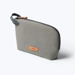벨로이 Desk Pouch - Limestone