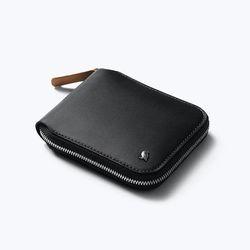 벨로이 Zip Wallet - Black