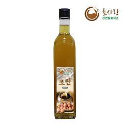 초사랑 천연발효식초 초란식초 500ml