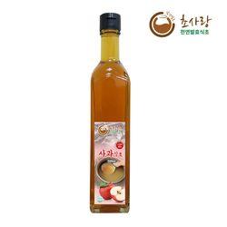 초사랑 천연발효식초 사과초모식초 500ml