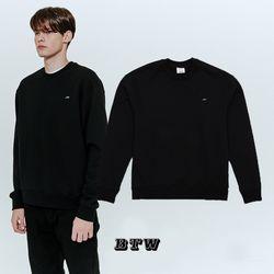 247 로고 스웨트 셔츠 (블랙)