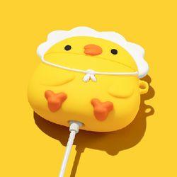 베이비 아기 병아리 에어팟 케이스 1세대 2세대 프로