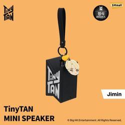 BTS TinyTAN 타이니탄 블루투스 미니스피커 지민Jimin