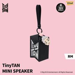 BTS TinyTAN 타이니탄 블루투스 미니 스피커알엠RM