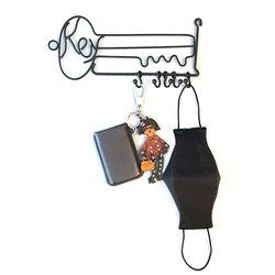 열쇠 모양 와이어 훅