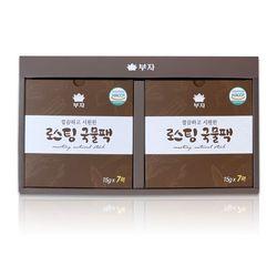 부자국수 알뜰세트 로스팅국물팩 15g 14봉