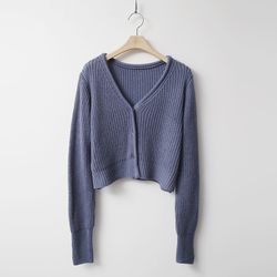 Park Crop Knit Cardigan