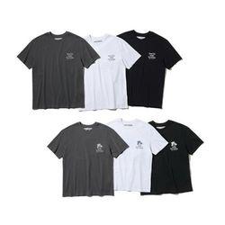 [Seasonoff08_01][단독] Holiday Campaign T-Shirts(ITEM2V5M2SF)