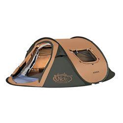 [코베아] 와우 패밀리 골드 원터치 텐트