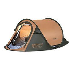 [코베아] 와우 골드 원터치 텐트
