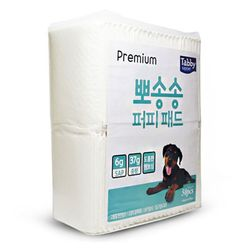 테비 뽀송송 퍼피패드 - 프리미엄 (40x100) 100매