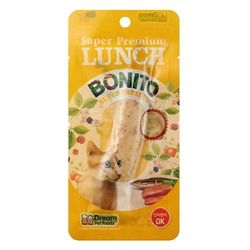 고양이간식 런치 파우치 보니또 치킨맛 20g 5개
