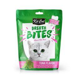 고양이간식 킷캣 브레쓰바이트 참치맛 60g 3개 고양이밥