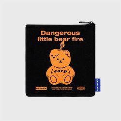 LITTLE FIRE COVY-ORANGE(파우치)