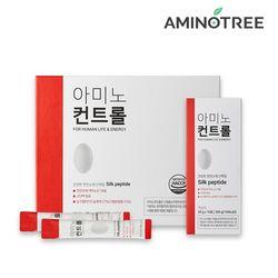 아미노컨트롤(1개월분) NK세포활성화 중장년층 고함량단백질