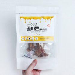 시골어부 애견 강아지수제간식 꿀바른오리연골 30g