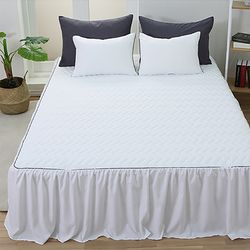세미마이크로화이바 스위트 침대스커트 침대커버 SS(110x200)