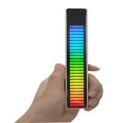 사운드감응 보이는 뮤직리듬 스펙트럼 LED Bar 무드등