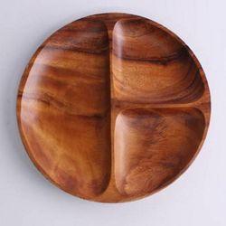 칵테일 3절형 안주 그릇 1개
