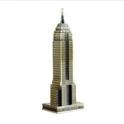 레트로 빈티지 엠파이어 스테이트빌딩 모형 1개