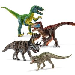 [슐라이히]공룡세트 4PB