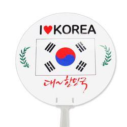 오 필승코리아 응원부채(5인용)