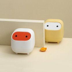 한개+한개 원터치 테이블 휴지통 귀여운 캐릭터 화장대휴지통