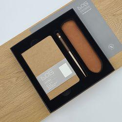 Gift Set - NT301S (필드노트x3+볼펜 BP-301+펜슬리브)