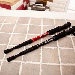 트레킹 스틱 등산지팡이 4단 랜덤발송 폴딩스틱