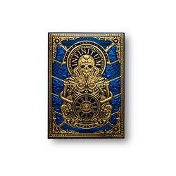 인피니툼 플레잉 카드 (로얄 블루)