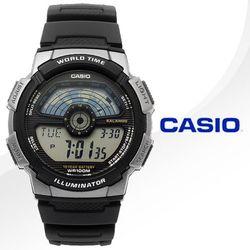 CASIO 카시오 AE-1100W-1A 우레탄밴드 디지털시계