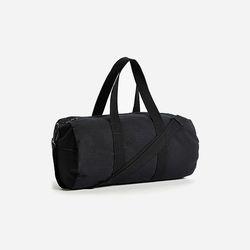 로스코 19INCH CANVAS SHOUDER BAG (BLACK)