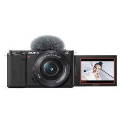데일리 브이로그 카메라 ZV-E10L 렌즈키트 블랙