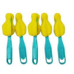ABM 미니 젖꼭지솔 5개입(색상랜덤)