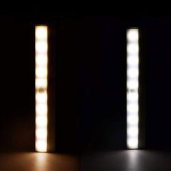 이엘이디 무선센서등 삼성LED 색변환(형광-전구-자연색) 210mm