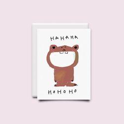 [drawingpaper] 카드 - hahahoho