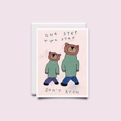 [drawingpaper] 카드 - dont rush