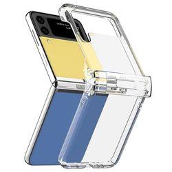 갤럭시 Z 플립3 케이스 힌지 풀커버 누킨360