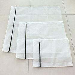 소프 무형광 이중 세탁망 사각 3종 세트