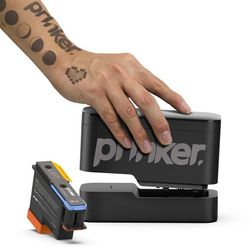 1초 디지털 프린팅 문신 타투 프링커 S 퓨어블랙세트