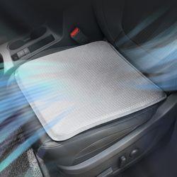 (PMC)시크릿 시원한 차량용 나노 통풍방석 메쉬쿠션