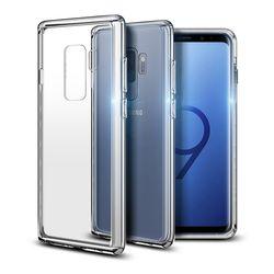 갤럭시 S9플러스 투명 강화유리 케이스
