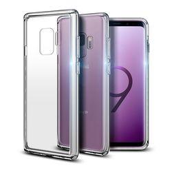 갤럭시 S9 투명 강화유리 케이스