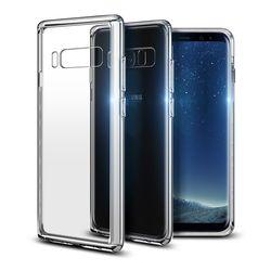 갤럭시 S8플러스 투명 강화유리 케이스