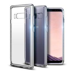 갤럭시 S8 투명 강화유리 케이스