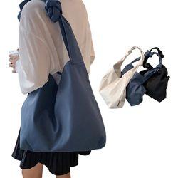 매듭 캔버스 에코백 여성가방 숄더백 쇼퍼백 토트백