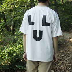 LUL 티셔츠 - white