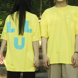 LUL 티셔츠 - yellow