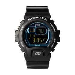 지샥 남성 우레탄 시계 GB-6900B-1BDR