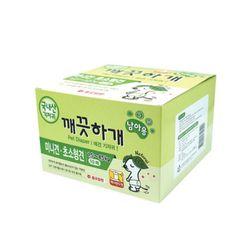 깨끗하개 기저귀 남아용 SM 10매